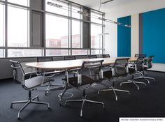 #Gaertner Internationale #Moebel #Vitra #Eames #Aluchair #Konferenztisch