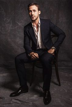 Ryan Gosling at the Toronto International Film Festival for Vanity Fair, September 2016.