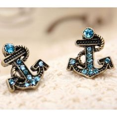 Rings but these would be so cute as earrings!!
