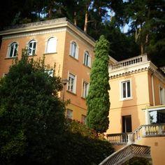 """Villa Sucota a #Como inaugurazione percorso """"Chilometro della Conoscenza"""" www.hotel-posta.it  Foto credits @arasbi82"""