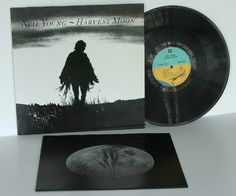 [b]SOLD[/b] NEIL YOUNG Harvest moon - ROCK, PSYCH, PROG, POP, SHOE GAZING, BEAT
