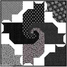 FOUR BLACK CATS AND FRIENDS QUILT pattern Try black, navy,green, multi, etc in Crafts, Sewing, Quilting | eBay