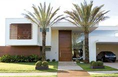 O cartão de visita da sua residência merece um projeto especial. Inspire-se nos estilos e tendências de fachadas de casa 2017.