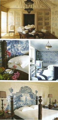 Andalusian Portuguese House in Costa del Sol Spain by Studio Peregalli Sattori, World of Interiors