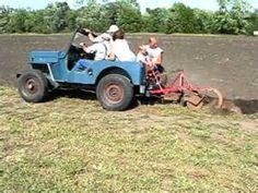 Imágenes Tractors, Antique Cars, Ford, Jeeps, Trucks, Vehicles, Farming, Youtube, Vintage Cars