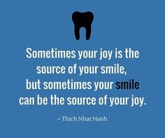 We know all too well the power of a smile.    We know what it's like to not have the freedom to fully smile because of discoloration, chipping, misshapen teeth, crooked teeth. etc.  And it's one of the reasons why we do what we do :).  We love to see you light up when you have your braces removed.  We love to see you light up when you get your smile makeover.  We love to see you light up even when you have metal fillings replaced with tooth-colored ones. :) We love to see you smiling…