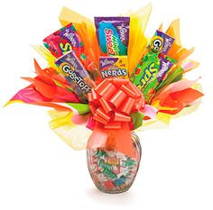 Candy Bar Bouquets How Sweet It Is