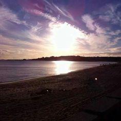 Praia de Santo Amaro Portugal, Celestial, Sunset, Country, Beach, Water, Outdoor, The Beach, Gripe Water