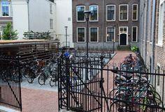 Janskerkhofcomplex in Utrecht, landscaping by Vollmer & partners