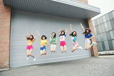 GFriend album 'LOL' teaser photos (Laughing out loud ver. Extended Play, Gfriend Lol, The Tatami Galaxy, Gfriend Album, Lee Hyun Woo, Haruhi Suzumiya, Sad Faces, Buddy Love, Love U Forever