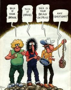 Fabulous #Furry #Freak Brothers by Gilbert #Shelton. A super stoner shit when I was a kid. These dudes were extra cool still are. Fat Freddys Cat was craze and these were the best comic books around in the mid to late 70's….Norbert the Narc their nemesis and their own bumbling mishaps were some of the only good stuff pre punk rock going on back then….Rumors of a movie have persisted for years.