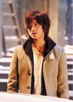 Akanishi Jin. Congratulations on your marriage and your baby!!! Omedeto, Nii-san <3