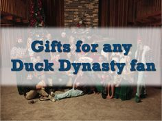 If you have someone in your life who loves this show as much as we do, you may want to get them a classic Duck Dynasty gift.  Since you can't grow them a beard – one of these presents will do www.extremely-sharp.com/eslife/gift-for-a-duck-dynasty-fan/