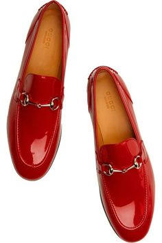 Rubberized Gucci loafer. ....
