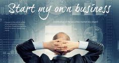 Start my own business ✅