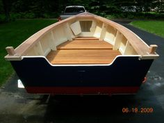 Plywood Skiffs - Page 3 - Downeast Boat Forum