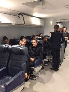 Airline Cabin Crew, Air Hostess, Flight Attendant and Stewardess courses London Waterloo Academy