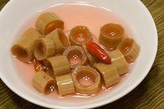 Japanese Knotweed Pickles Recipe