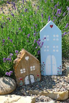 Bunt, Wood Crafts, Miniature, My Style, Outdoor Decor, April 19, Christmas, House, Diy Ideas