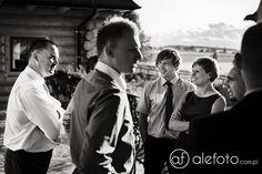 goście weselni w Ciepłowodach / wedding guests
