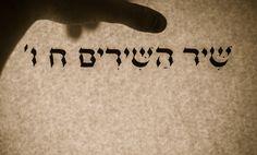 Shir haShirim - Song of Songs 6:8 by hebrew-tattoos.com