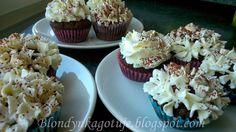 Blondynka Gotuje: Muffinki Tiramisu