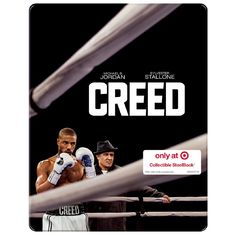 Creed (SteelBook/Blu-Ray + Dvd + Digital HD UltraViolet Combo Pack) Target Exclusive