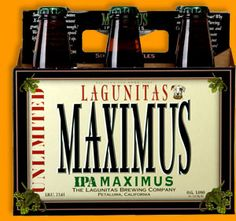 Love Lagunitas. Love IPA's.  This beer will really bite you with hoppiness and a rich mouthfeel. One of my favorites.