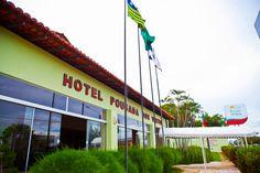 Hotel Pousada dos Ventos, em Parnaíba, no Piauí.