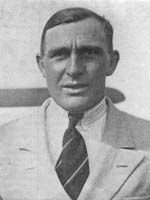 English WWI fighter ace, Frank George Gibbons was born 13/6 1899.