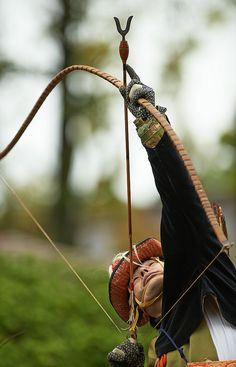 Yabusame (mounted archery) Festival, Kamakura, Japan. A tradition dating back one thousand years.