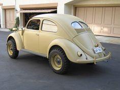 War Bug 4 x 4