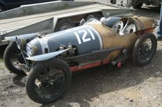 1926 Austin 7 Salamanda (A7 MG)