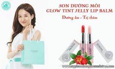 Cửa hàng bán son dưỡng môi SEED&TREE Glow Tint Jelly Lip Balm ở Quận Tân Phú