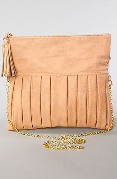 The Courtney Bag in Ginger by Urban Expressions #karmaloop #clutch #purse