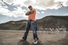 Ex NFL player Morlon Greenwood aka Ultimate album shoot by imperfectionstudios