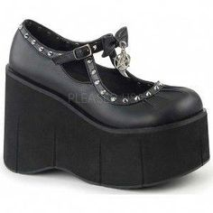 New Women Shine Party Platform High Heels Stiletto Pumps Ankle Strap Court Shoes Stiletto Pumps, High Heels Stilettos, Wedge Heels, Gothic Outfits, Platform High Heels, Court Shoes, Shoe Collection, Shoe Brands, Vegan Leather