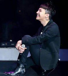 """""""スーパーかわいい♥♥♥#ぴょっこり毛愛しい #BIGBANG #GD #gdragon"""""""