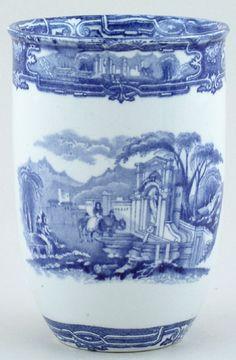 Davenport Genoa Vase c1880s - Buy online from the specialists