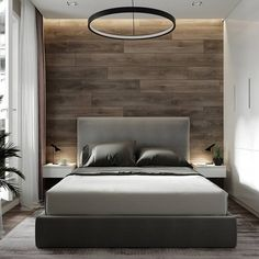 14 Fabulous Rustic Chic Bedroom Design and Decor Ideas to Make Your Space Special - The Trending House Modern Master Bedroom, Modern Bedroom Design, Luxury Home Decor, Luxury Homes, Home Decor Bedroom, Bedroom Furniture, Bedroom Ideas, Wooden Bedroom, Luxurious Bedrooms