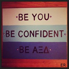 Alpha Xi Delta #sorority #craft #gogreek #somethinggreek great for my best…