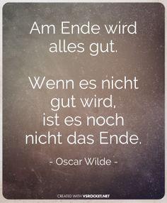Zuversicht. #visualstatement #quote