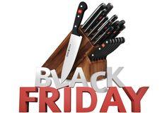 Black Friday 2016: Electrocasnice de bucatarie testate si recomandate (cuptor electric) Knife Block, Black Friday