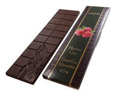 Schokoladen Tafel Grand Cru Himbeer | Confiserie Bachmann Lucerne