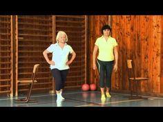 Hrudní páteř - Cvičením proti bolesti - 3. díl - YouTube Doterra, Workout Videos, Yoga Fitness, Sporty, Exercise, How To Plan, Health, Youtube, Medicine