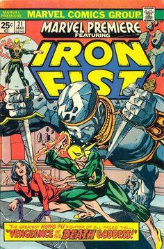 Marvel Premiere # 21 by Gil Kane & Tom Palmer