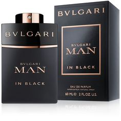 Bvlgari Man in Black Eau de Parfum 2 oz. ($72) ❤ liked on Polyvore featuring beauty products, fragrance, no color, black fragrance, bulgari, eau de parfum perfume, black perfume and eau de perfume