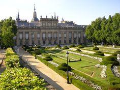 Palacio de la Granja de San Ildefonso - Segovia (España)
