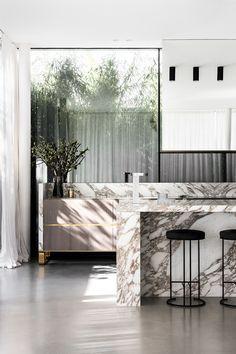 Home Decor Kitchen .Home Decor Kitchen Modern Kitchen Design, Interior Design Kitchen, Interior Decorating, Modern Kitchens, Minimal Kitchen, Architecture Life, Interior Architecture, Home Luxury, Luxury Homes