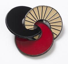 Ellipse Pin, Pins, Jewelry, New Gifts For Fall - The Museum Shop of The Art Institute of Chicago